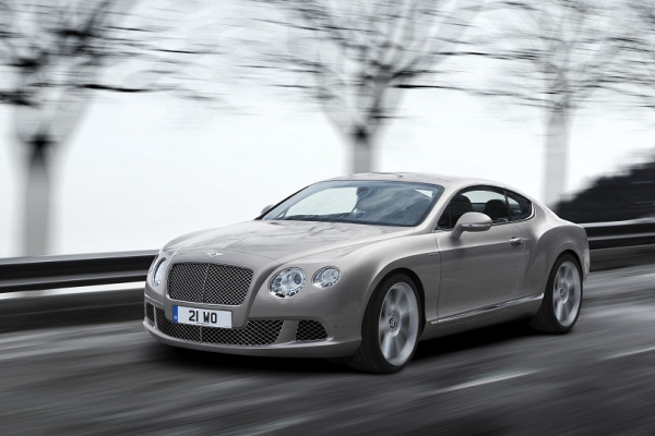 Bentley Continental GT Performance Software