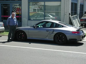 Amazing Porsche 911TT Build by IPB Autosport in Sacramento CA